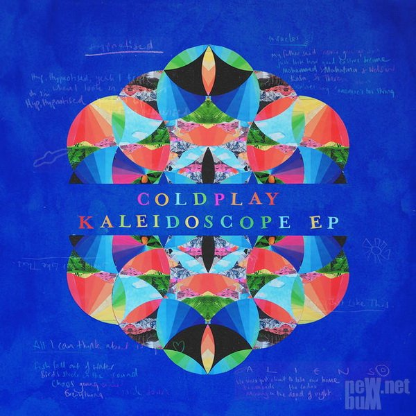 Coldplay - Kaleidoscope [EP] (2017)