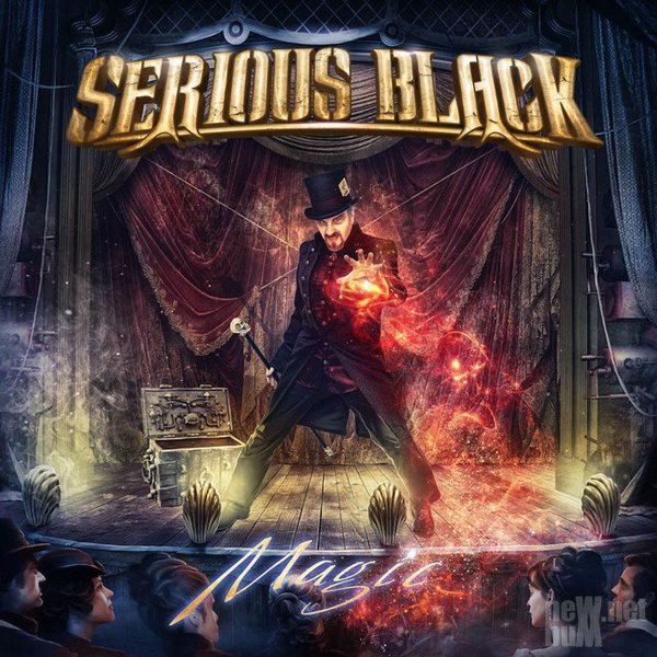 Serious Black - Magic (2017)