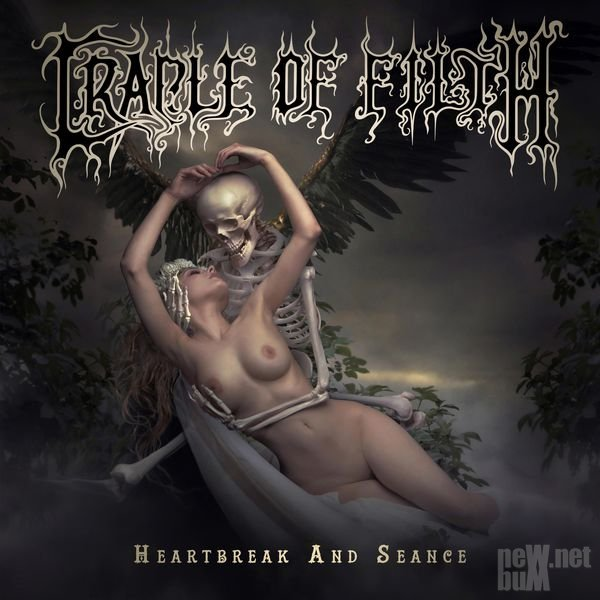 Cradle Of Filth - Heartbreak and Seance [Single] (2017)