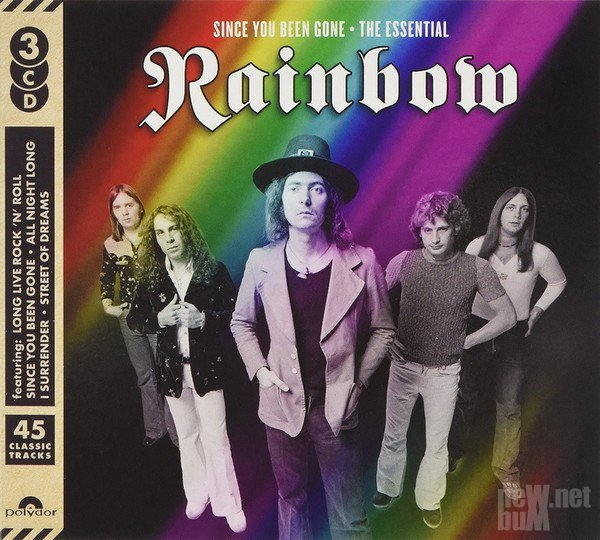 Rainbow - Since You Been Gone. The Essential (2017)