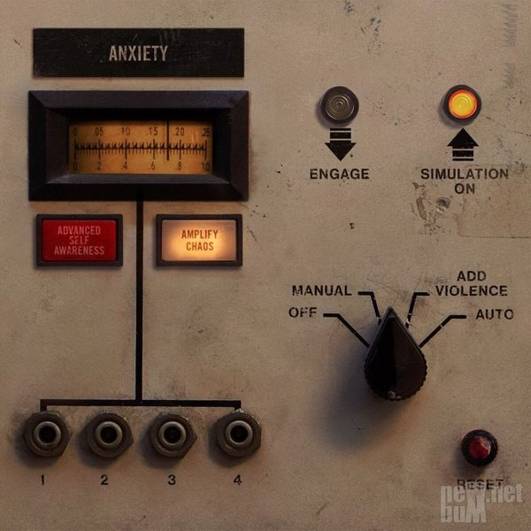 Nine Inch Nails - Add Violence [EP] (2017)