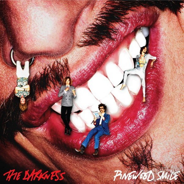 The Darkness - Pinewood Smile (2017)