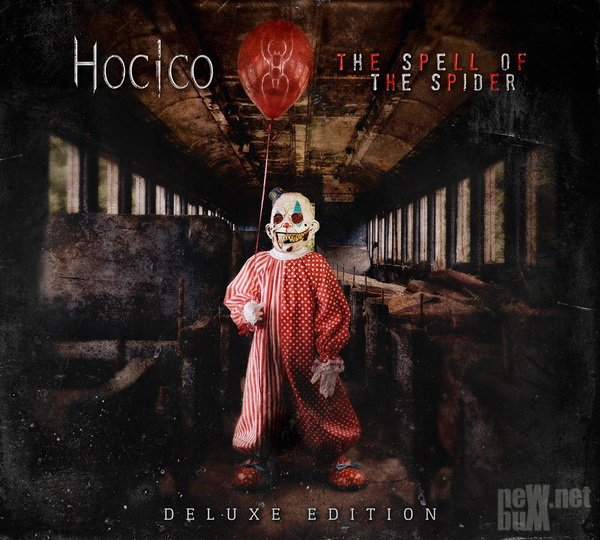 Hocico - The Spell Of The Spider (2017)