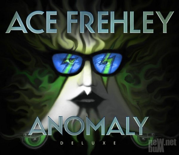 Ace Frehley - Anomaly [Deluxe Edition] (2017)
