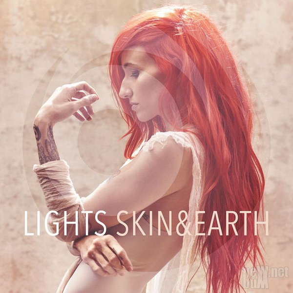 Lights - Skin & Earth (2017)