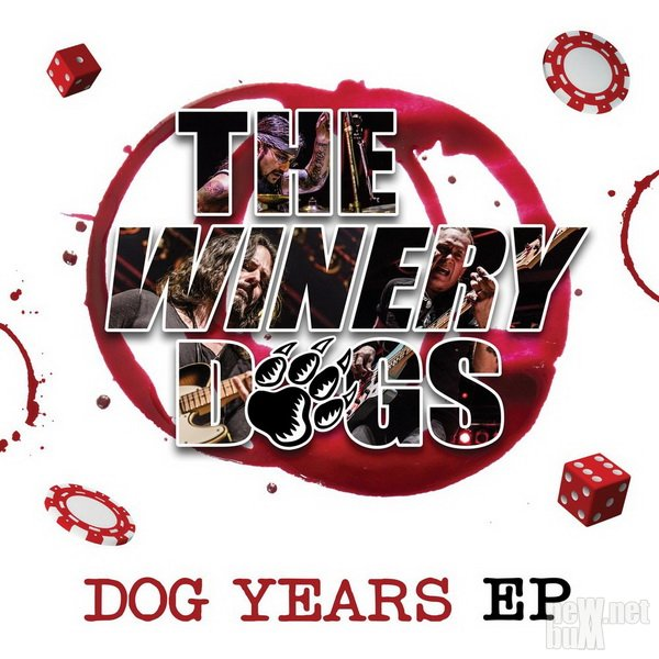 The Winery Dogs - Dog Years [EP] (2017)