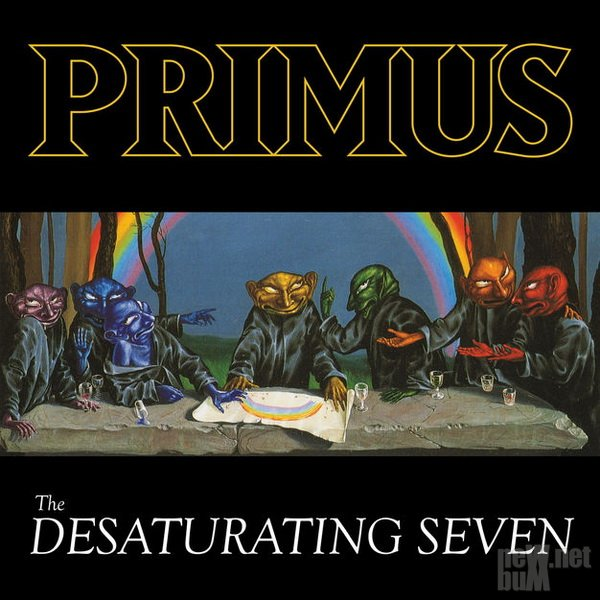 Primus - The Desaturating Seven (2017)