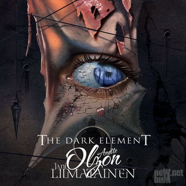 The Dark Element - The Dark Element (2017)