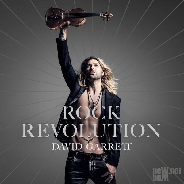David Garrett - Rock Revolution (2017)