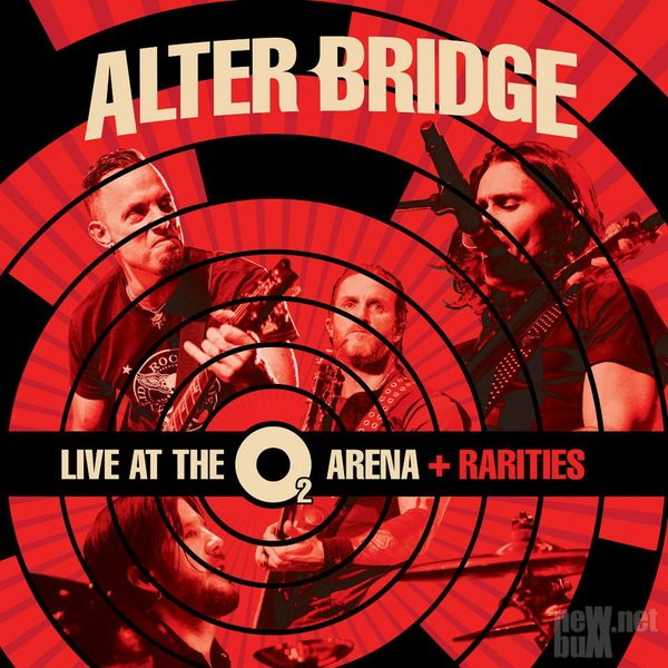 Alter Bridge - Live at the O2 Arena (2017)
