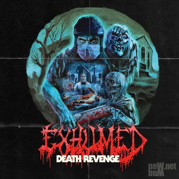 Exhumed - Death Revenge (2017)