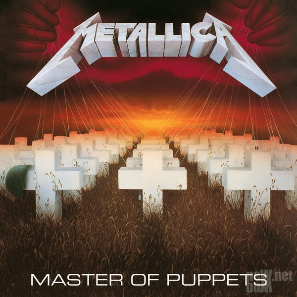 Metallica - Master of Puppets [Remastered] (2017)