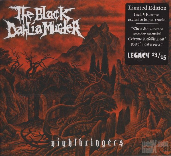 The Black Dahlia Murder - Nightbringers [Limited Edition] (2017)