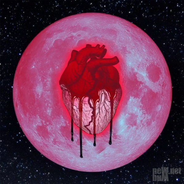Chris Brown - Heartbreak on a Full Moon (2017)