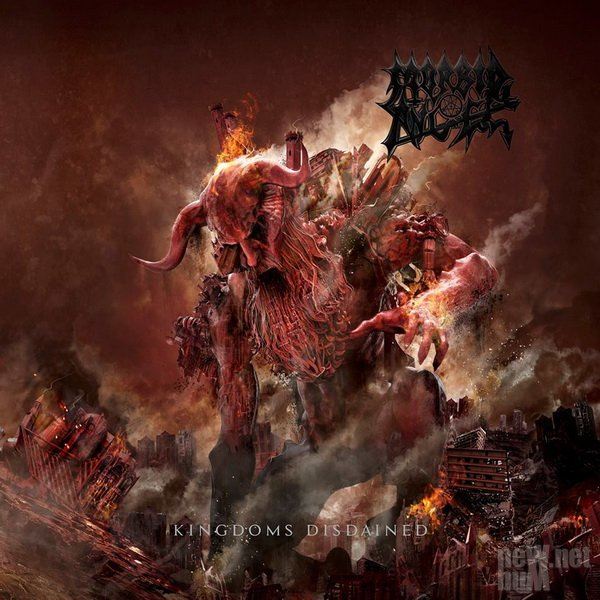 Morbid Angel - Kingdoms Disdained (2017)
