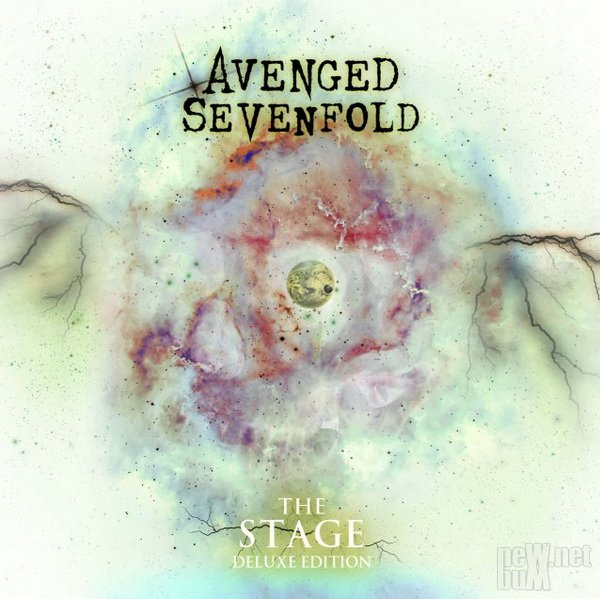Avenged Sevenfold - The Stage [Deluxe Edition] (2017)