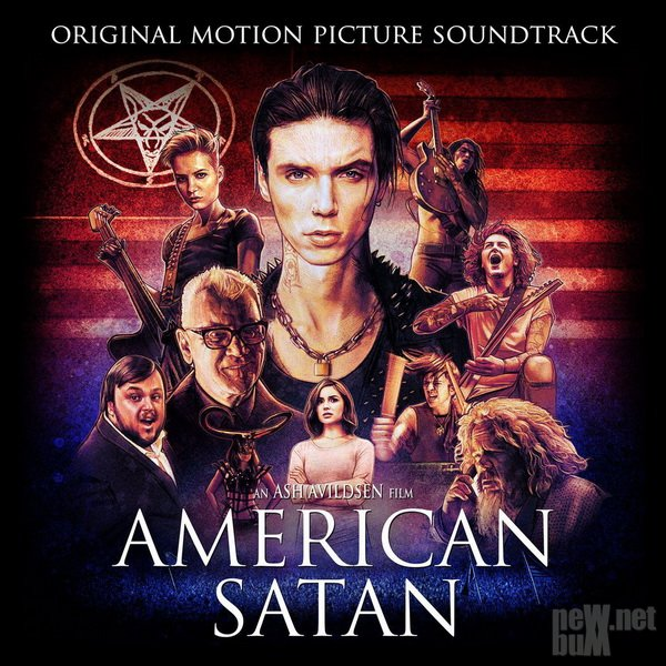 The Relentless - American Satan (2017)