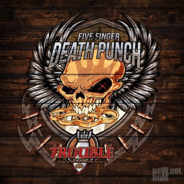 Five Finger Death Punch - Trouble [Single] (2017)