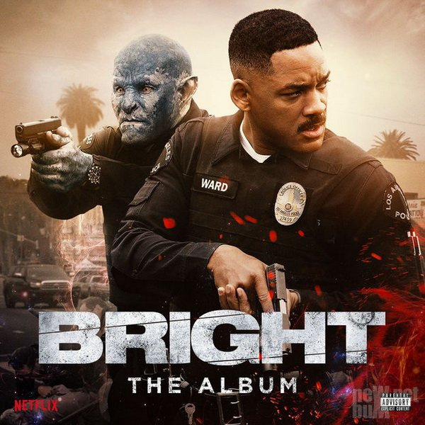 VA - Bright: The Album (2017)