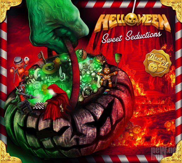 Helloween - Sweet Seductions (2017)