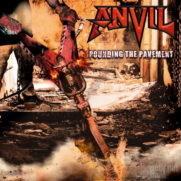 Anvil - Pounding The Pavement (2018)