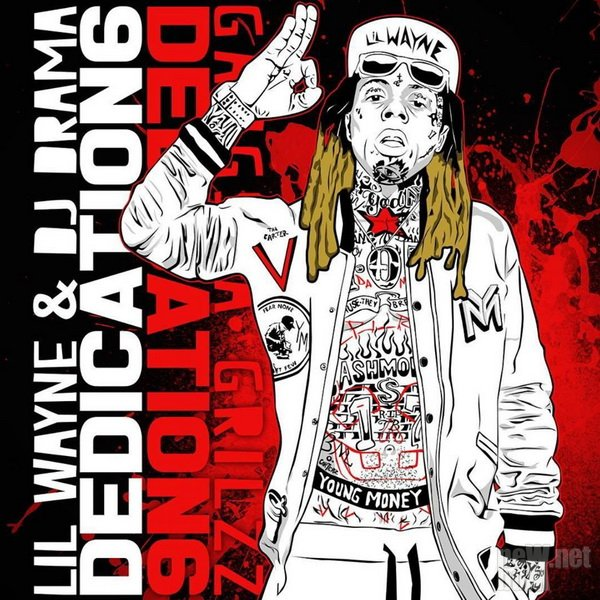 Lil Wayne - Dedication 6 (2017)