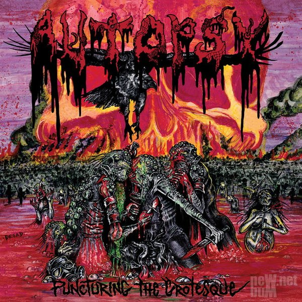 Autopsy - Puncturing the Grotesque (2018)