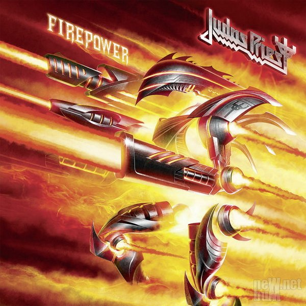 Judas Priest - Firepower (2018)
