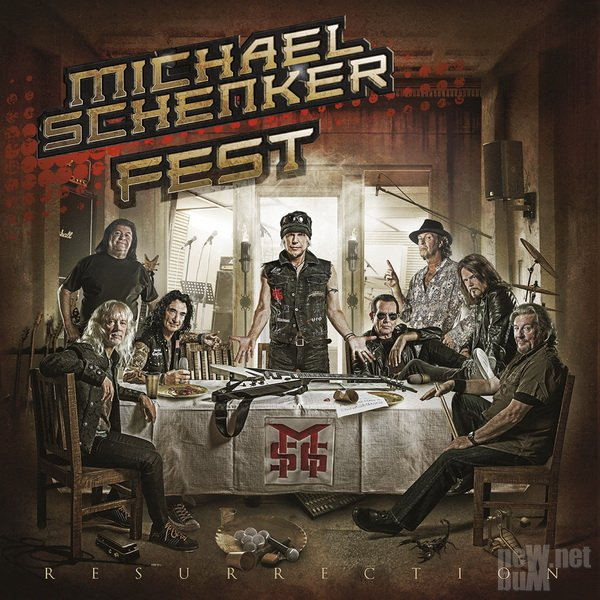 Michael Schenker Fest - Resurrection (2018)