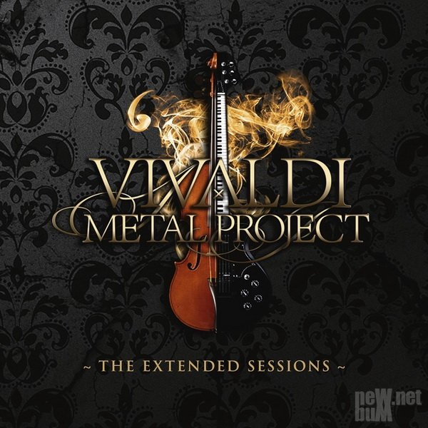 Vivaldi Metal Project - The Extended Sessions [EP] (2018)