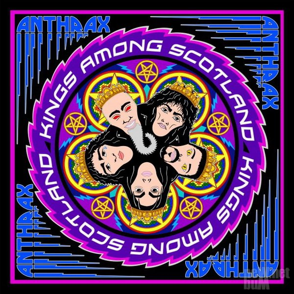 Anthrax - Kings Among Scotland (2018)