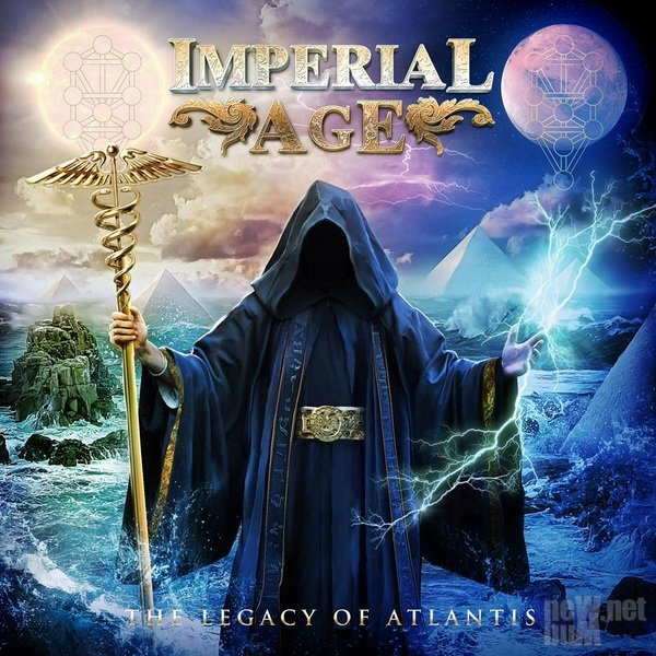 Imperial Age - The Legacy of Atlantis (2018)