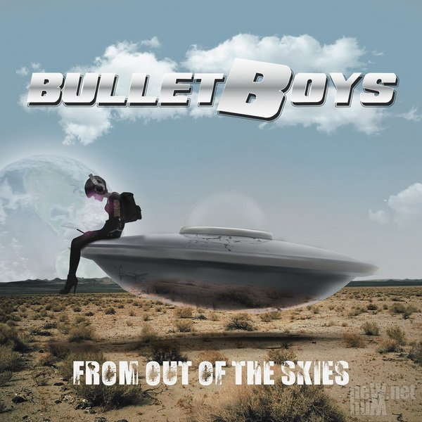Bulletboys - From out of the Skies (2018)