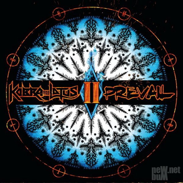 Kobra And The Lotus - Prevail II (2018)
