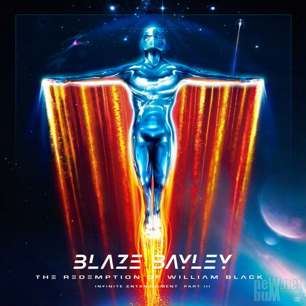 Blaze Bayley - The Redemption of William Black (Infinite Entanglement Part III) (2018)