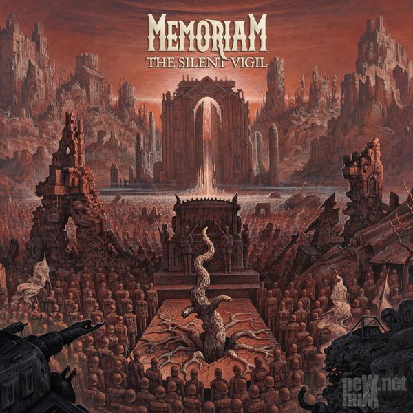 Memoriam - The Silent Vigil (2018)