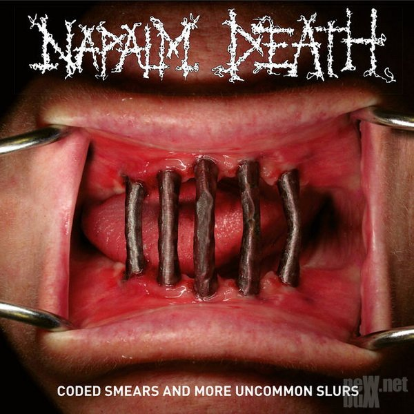Napalm Death - Coded Smears and More Uncommon Slurs (2018)