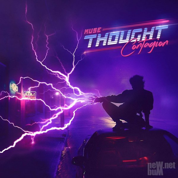 Muse - Thought Contagion [Single] (2018)
