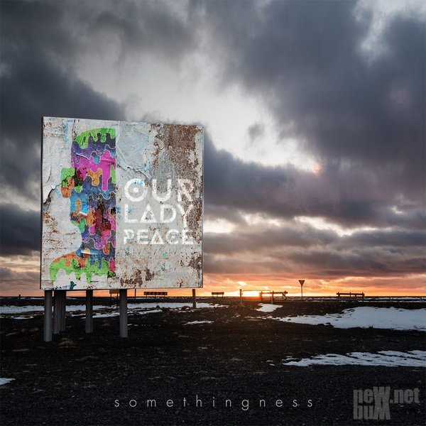 Our Lady Peace - Somethingness (2018)
