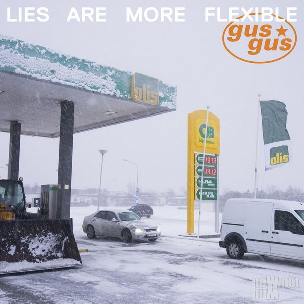 GusGus - Lies Are More Flexible (2018)