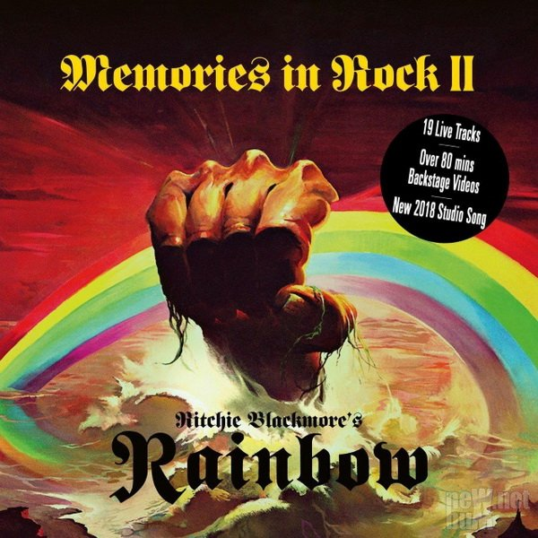 Ritchie Blackmore's Rainbow - Memories in Rock II (2018)
