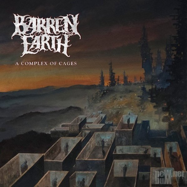 Barren Earth - A Complex Of Cages (2018)