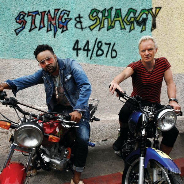 Sting & Shaggy - 44/876 (2018)