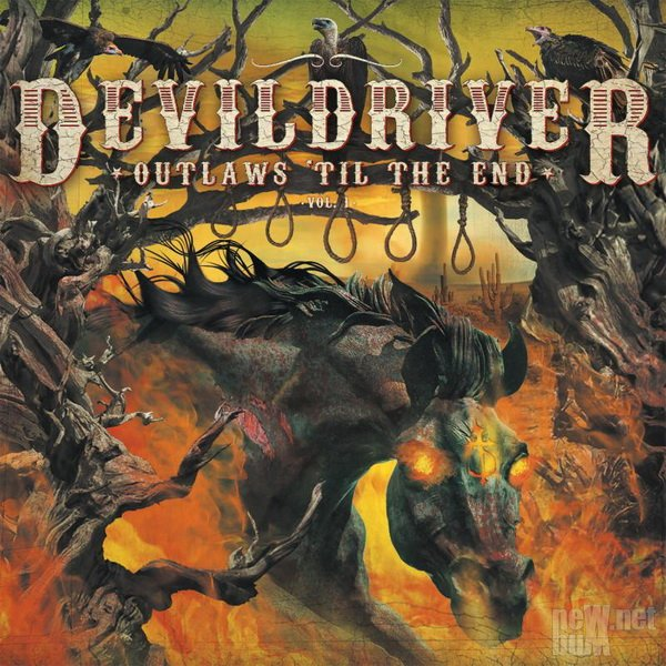 DevilDriver - Outlaws 'Til The End Vol.1 (2018)