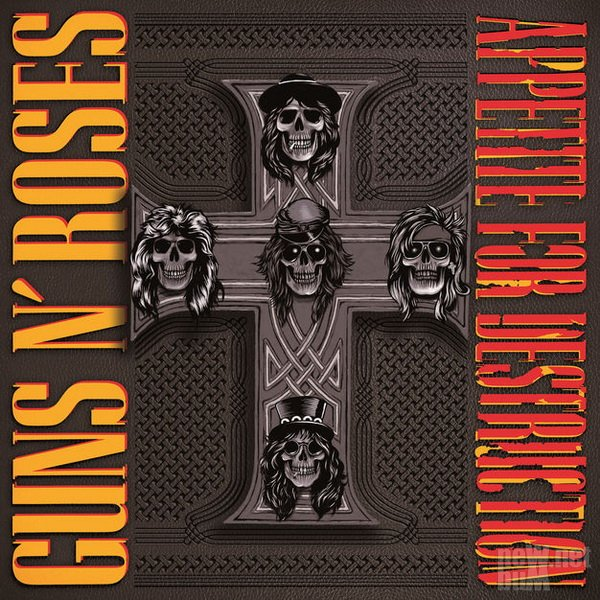 Guns N' Roses - Appetite For Destruction (2018)