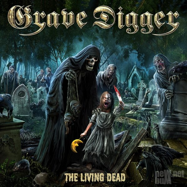 Grave Digger - The Living Dead (2018)