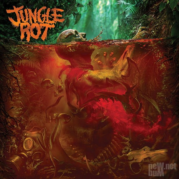 Jungle Rot - Jungle Rot (2018)