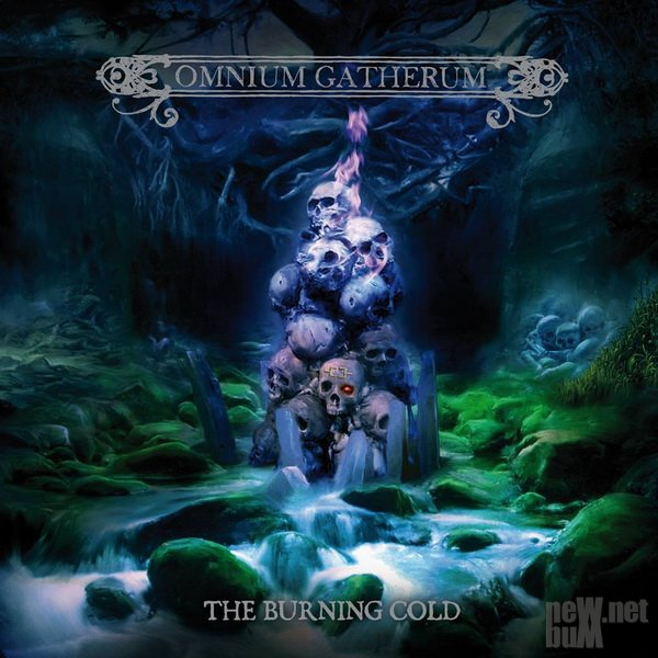 Omnium Gatherum - The Burning Cold (2018)