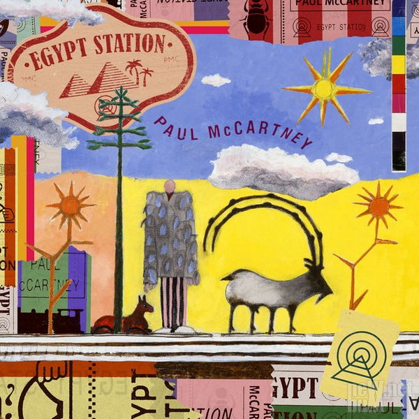 Paul McCartney - Egypt Station (2018)