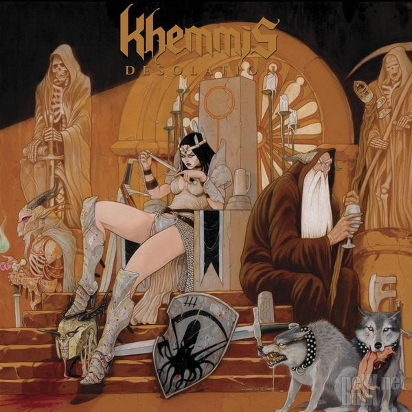Khemmis - Desolation (2018)